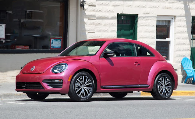 Volkswagen Beetle 1998-2020