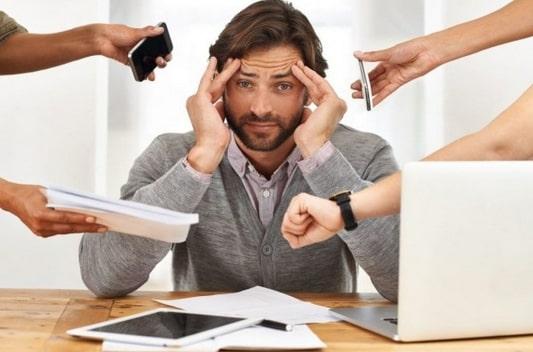 Stres Kerja Akibat dirumah aja