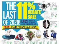Menards Weekly Sale Ad November 22 - 28, 2020