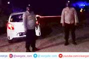 Wujudkan Situasi Kamtibmas yang Aman dan Kondusif, Polsek Cendana Lakukan Patroli Blue Light