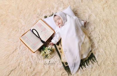 Nama Bayi Perempuan Islami, Cantik dan Sholehah