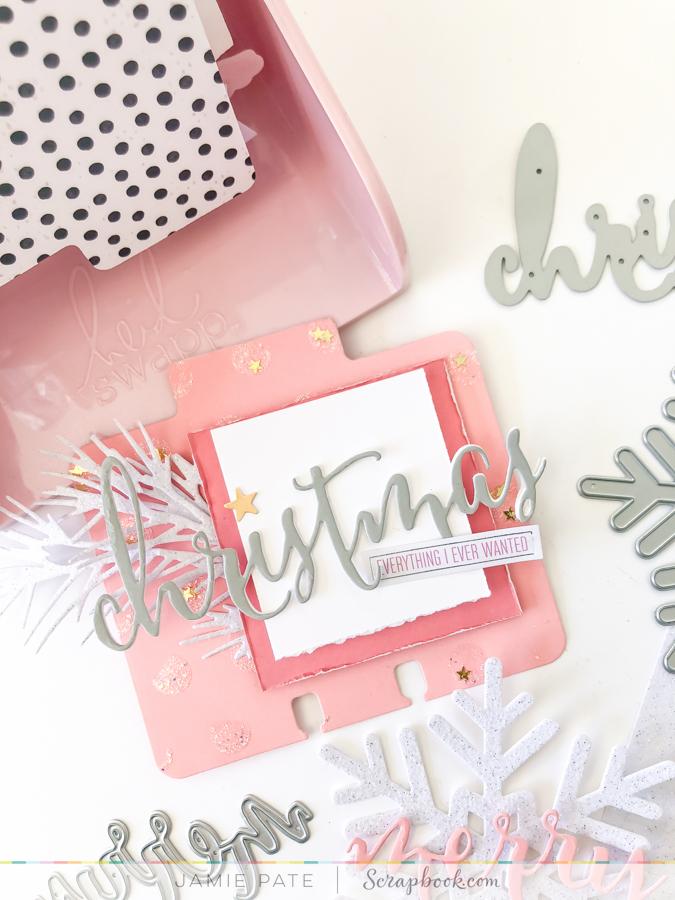Blush MemoryDex Spinner For Christmas