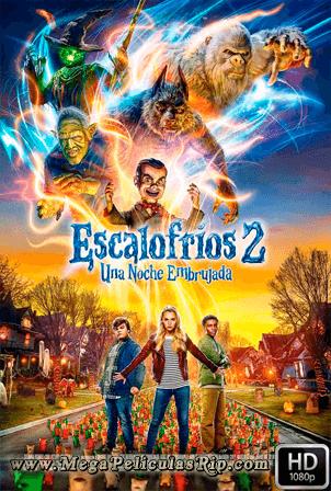 Escalofrios 2 [1080p] [Latino-Ingles] [MEGA]
