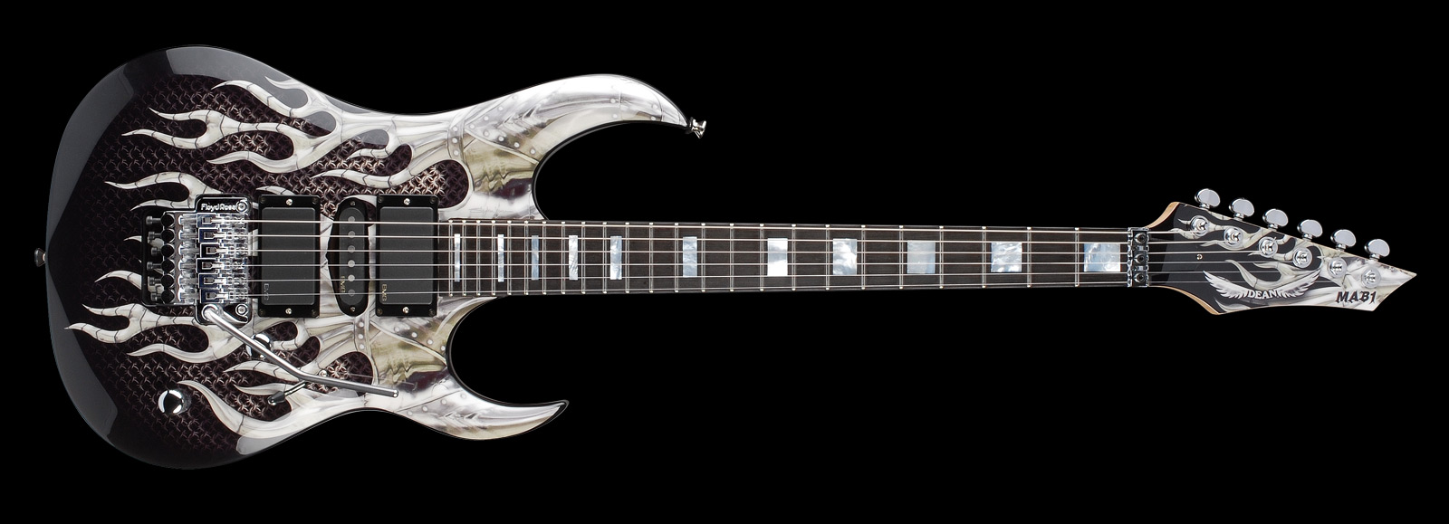 dean virtuosos de la guitarra tu recurso musical. Black Bedroom Furniture Sets. Home Design Ideas