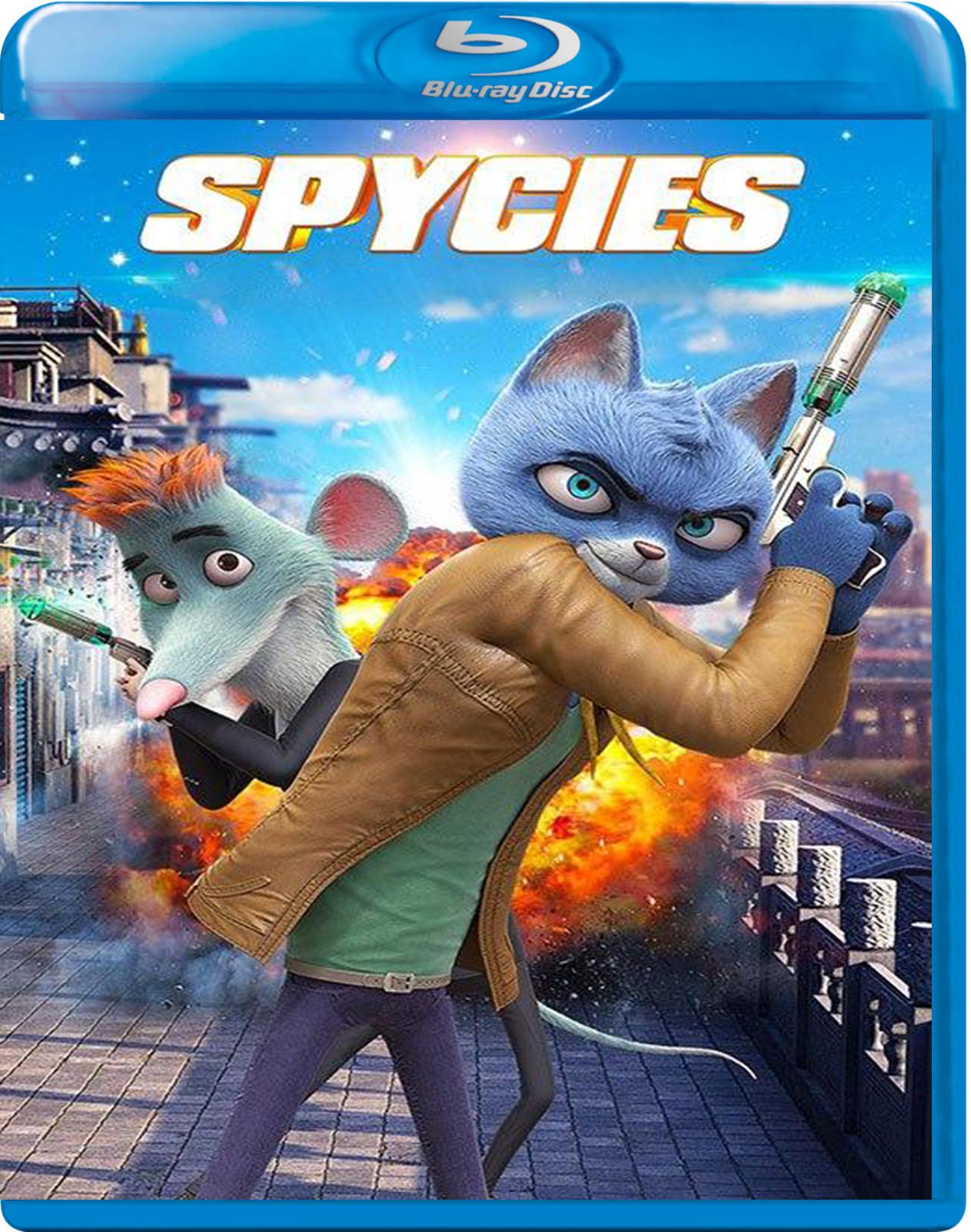 Spycies [2020] [BD25] [Latino]