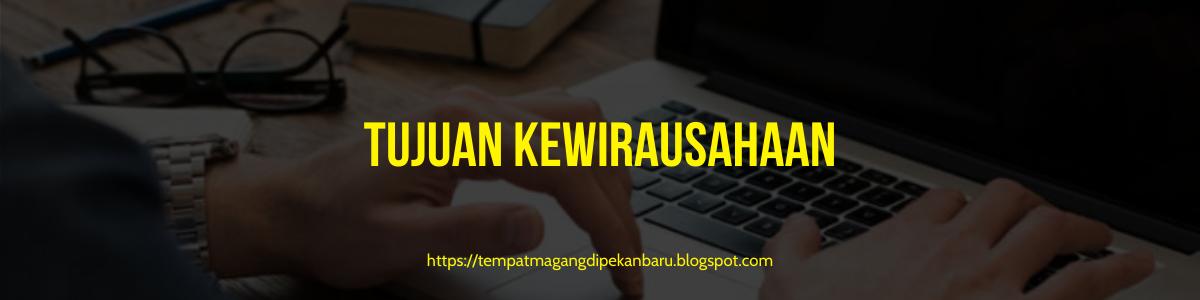 Apa itu Kewirausahaan? - Blog Magang