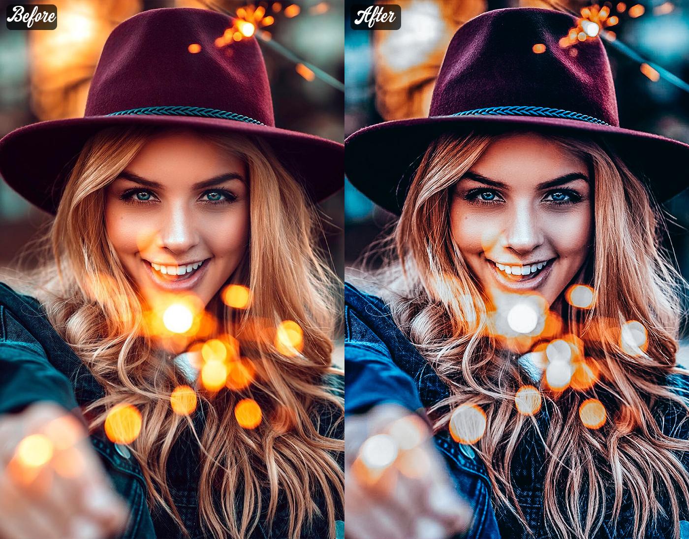 Portrait Master - Photoshop Actions (ATN)