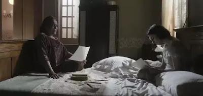 Jasika Nickole com Freddie Highmore