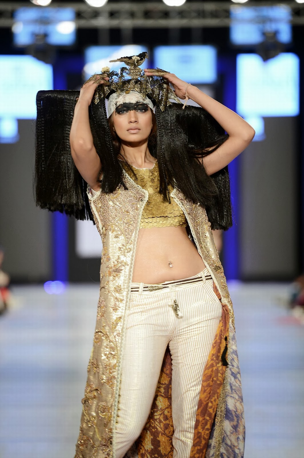 Fahad Hussayn PFDC Sunsilk fashion week 2013