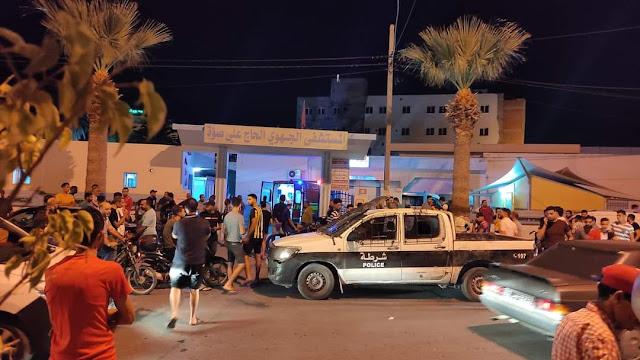 حادث صيادة و قصر هلال : هوية منفذ عملية الدهس