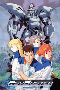 Anime Masou Kishin Cybuster Legendado