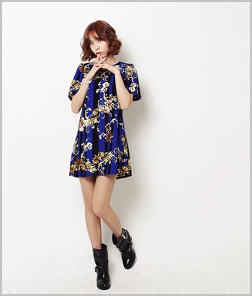 Đầm, váy dáng suông thả eo 8