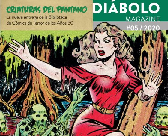 DIÁBOLO EDICIONES: NOVEDADES DE MAYO DE 2020