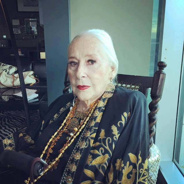 Muere Beatriz Aguirre, Primera Actriz