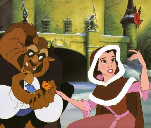 Love Each Other When Two Souls: Beauty And The Beast Story