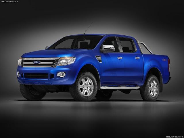 So sánh xe Ford Ranger 2017 và Toyota Hilux 2017