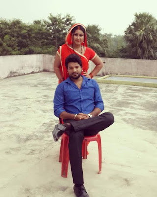 रितेश पांडेय की दुल्हन बनी प्रियंका पंडित | Priyanka Pandit  became Dulhan of Ritesh Pandey