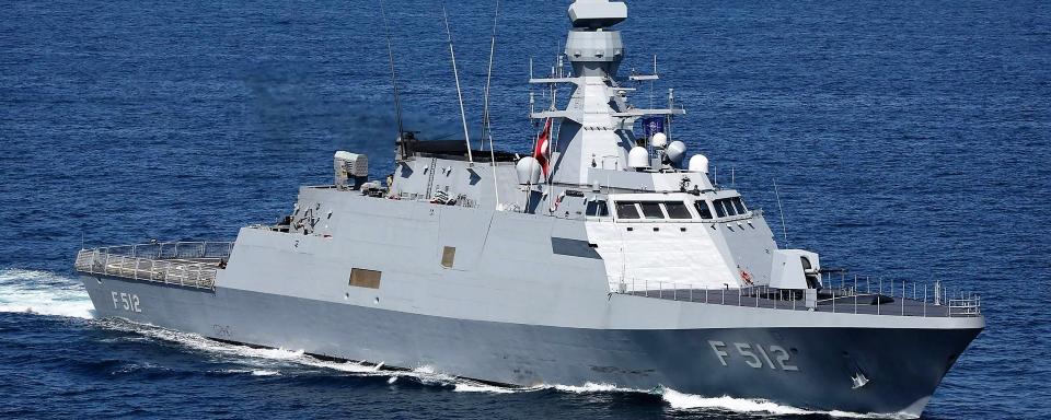 За кілька місяців у Туреччині закладуть перший корвет для ВМСУ