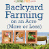 Book : Backyard Farming on an Acre