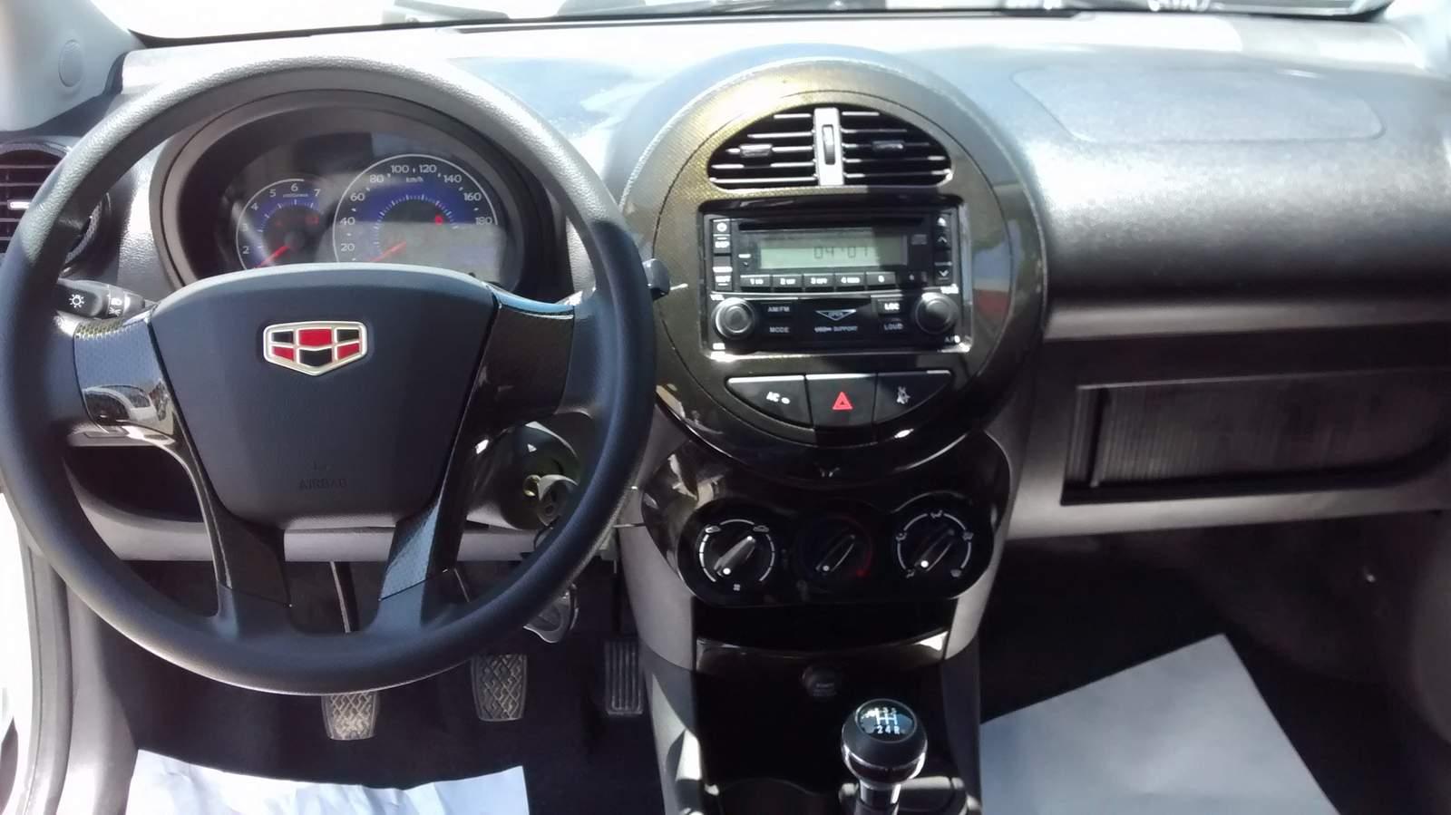 Novo Geely Gc2 Chega As Lojas Preco R 29 900 Reais Car Blog Br