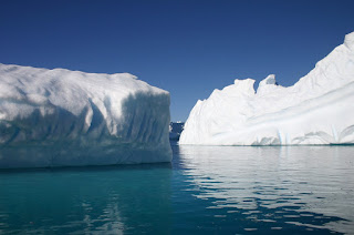 Ice Melt in Antarctica