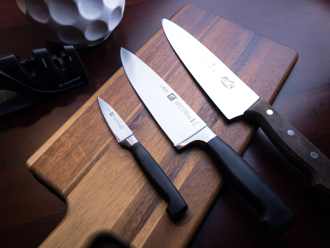 Ilustrasi pisau dapur terbaik