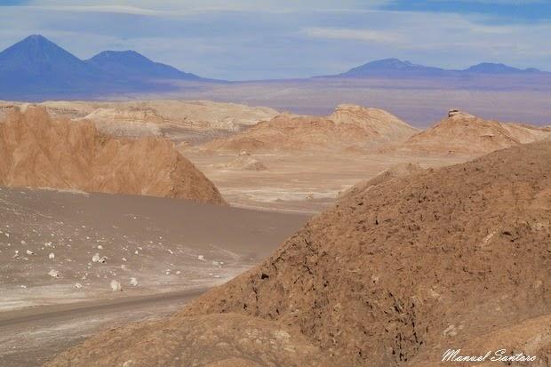 Deserto di Atacama, Valle de la Luna