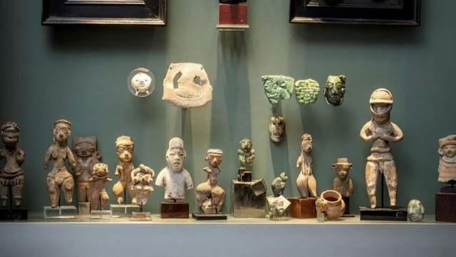 Senado se pronuncia contra subasta de piezas prehispánicas mexicanas en Alemania