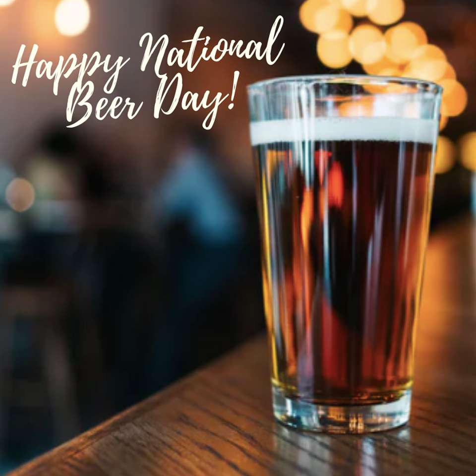 National Beer Day Wishes Pics