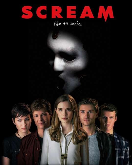 Poster Promozionali Prima Stagione / Season 1