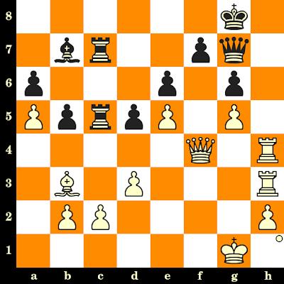 Les Blancs jouent et matent en 3 coups - Jesus Diez Del Corral vs H M Hasan, Skopje, 1972
