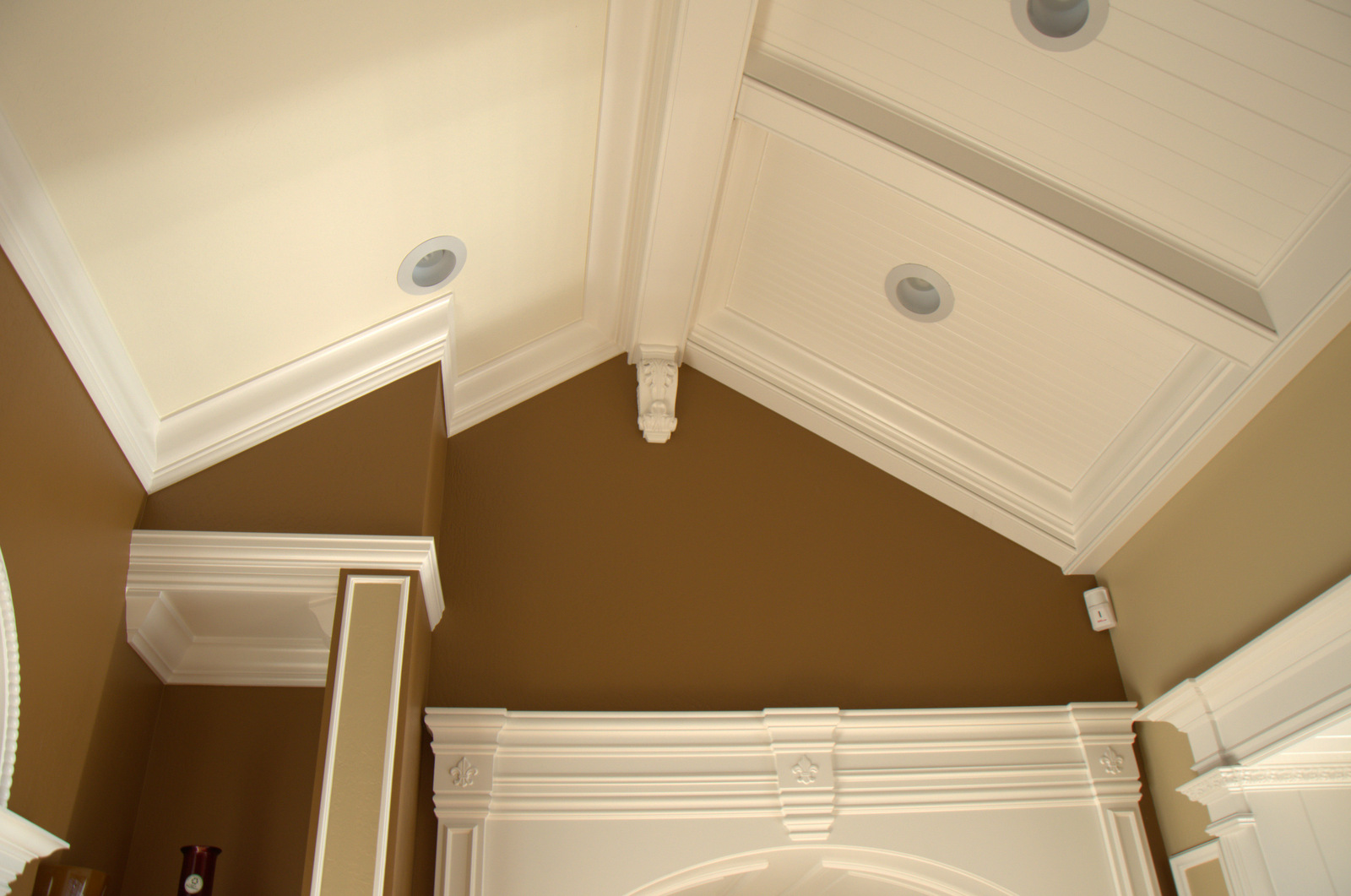 Crown Molding On Sloped Ceiling Pictures | Joy Studio ...