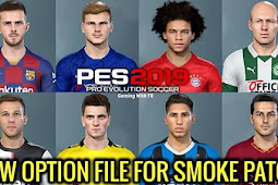 Option File For Smoke Patch 19.2.5 - PES 2019