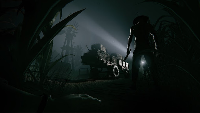 Game PC Horror Ringan, Outlast
