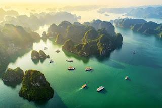 Best Cheap Honeymoon Destinations in Asia vietnam