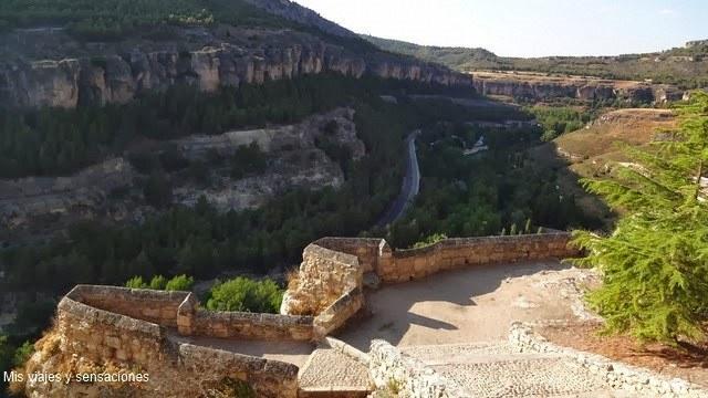 Miradores en Cuenca, Castilla la Mancha