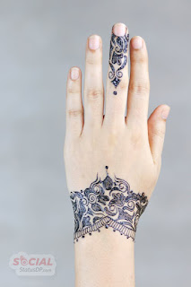 mehndi designs latest