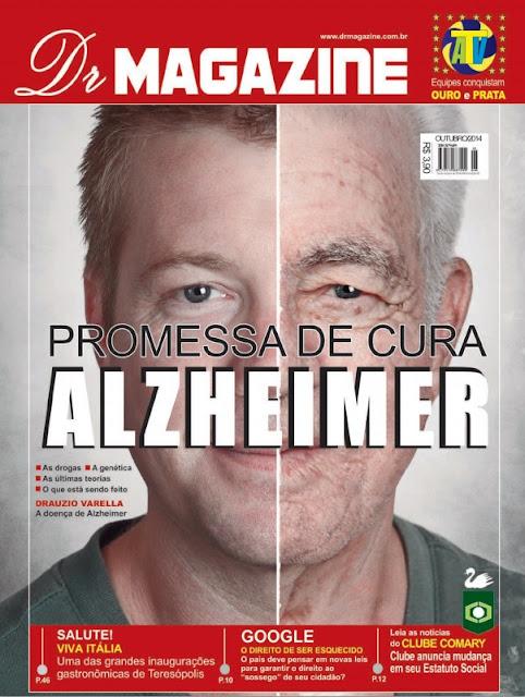 Promessa de Cura Alzheimer - Dr. Magazine