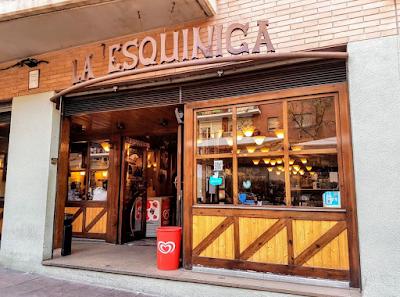 Bar la Esquinica de Barcelona