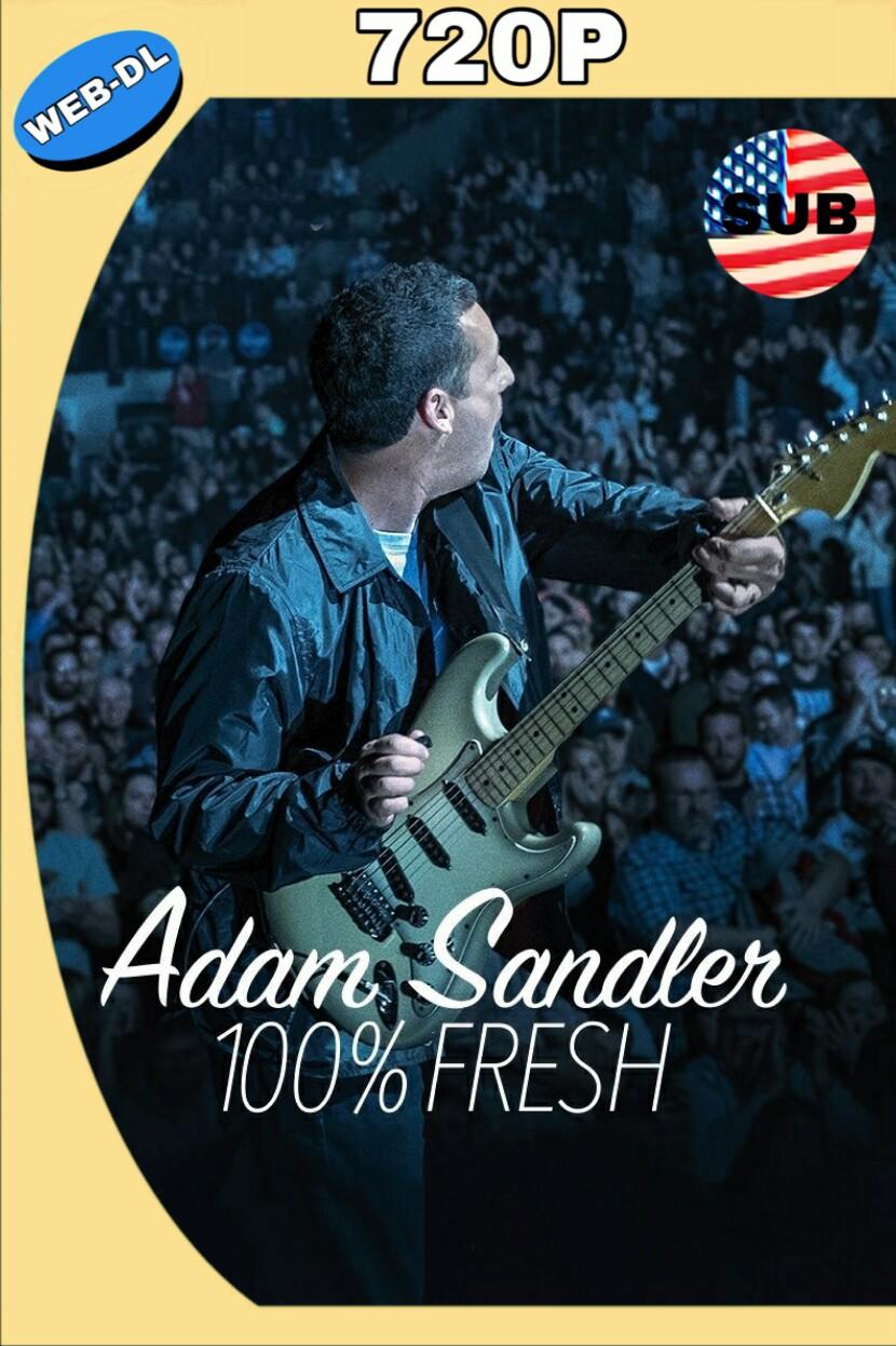 ADAM SANDLER: 100% FRESH (2018) WEB-DL 720P SUBTÍTULADO MKV