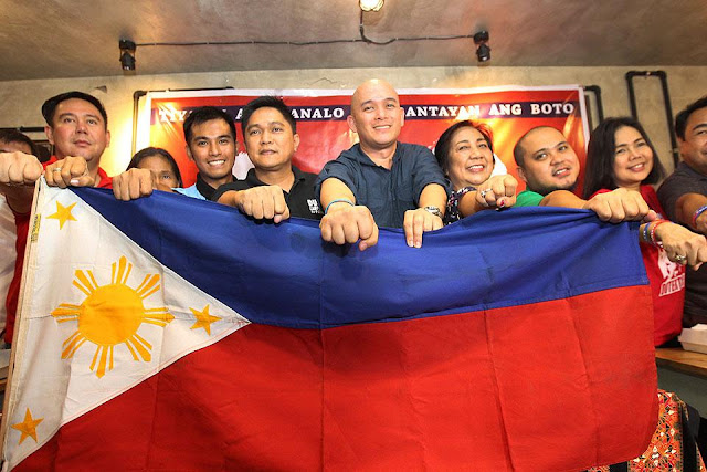 Duterte Bantay Boto Brigade (DBBB) launched
