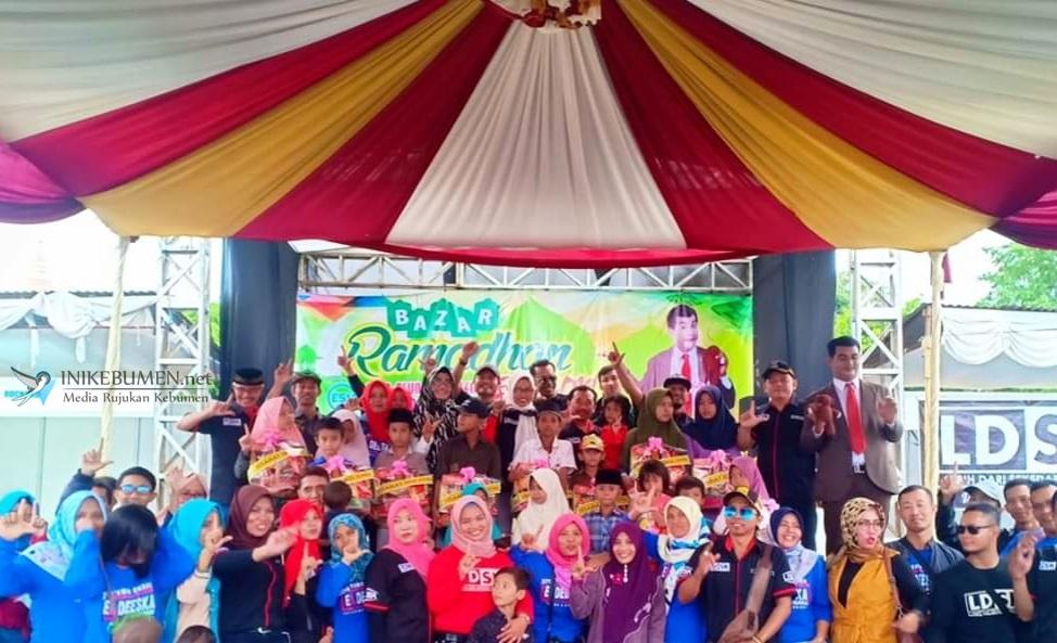 Mr Bean Meriahkan Bukber 32 Komunitas di Ramadhan Expo 2019