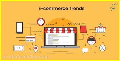 تعرف على 5 إتجاهات صاعدة للتجارة الإلكترونية e-commerce في 2021