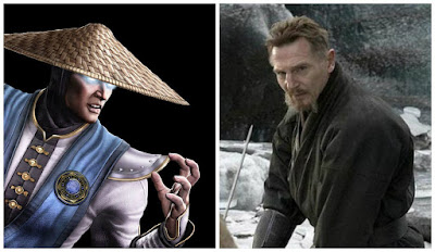 Liam Neeson sebagai Raiden