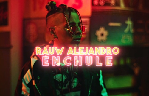 Enchule | Rauw Alejandro Lyrics