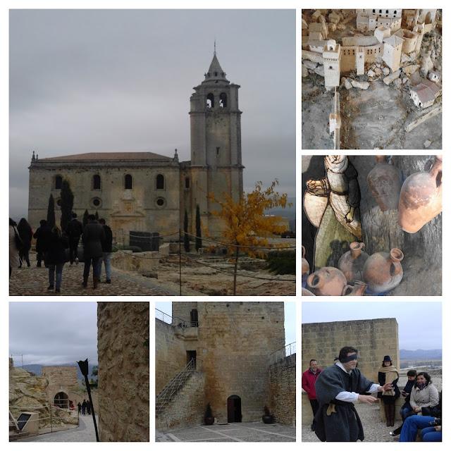 Fortress La Mota, Alcala la Real
