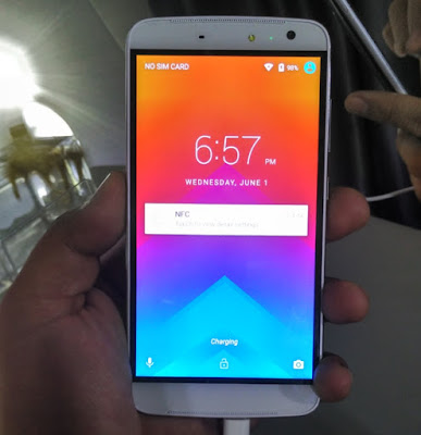 Cherry Mobile M1 Front