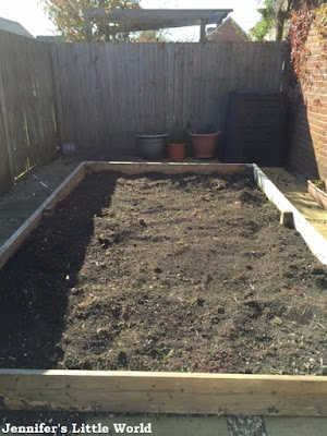 How does the garden grow - Spring 2015