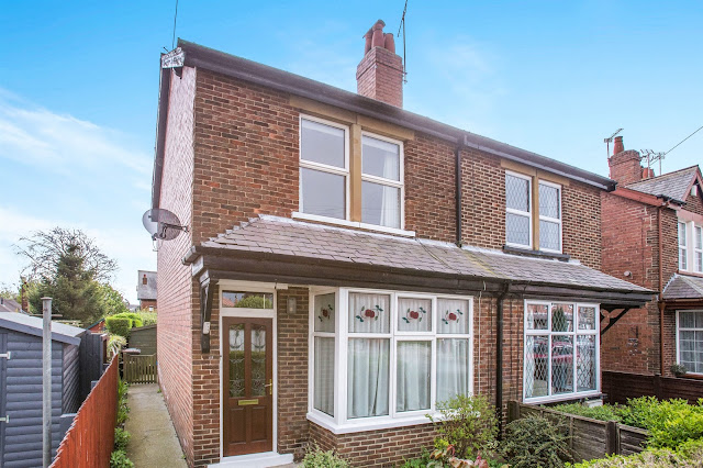 Harrogate Property News - 3 bed semi-detached house for sale Torrs Road, Harrogate HG1