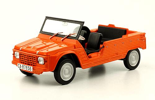 Citroën Mehari 1970 coches inolvidables salvat